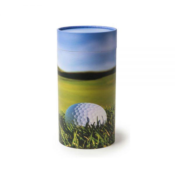Scattering Urn Keepsake - Golfer