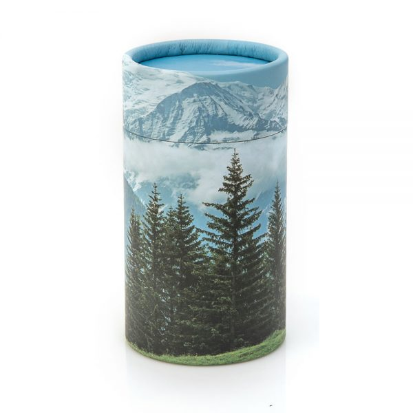 Mountain Scene Scattering Keepsake