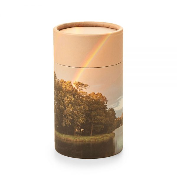 Rainbow Pond Scattering Keepsake