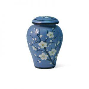 Blossom Ceramic Keepsake Urn