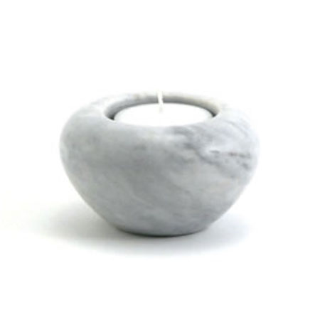 Marble Candle Keepsake