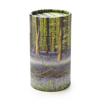 Bluebell Forest Scattering Keepsake