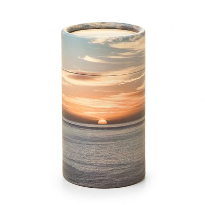 Ocean Sunset Scattering Keepsake