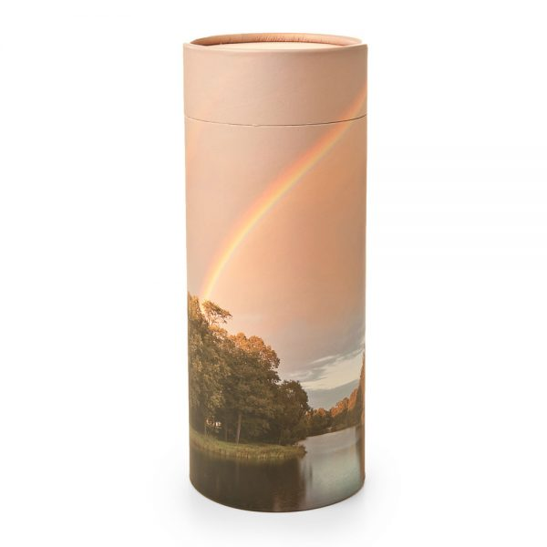 Rainbow Pond Scattering Cylinder