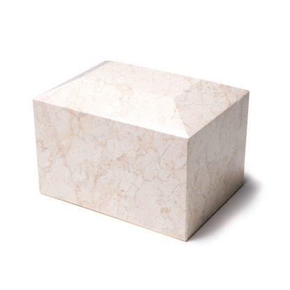 Botticino Marble Urn
