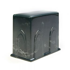 Cathedral Forest Green Urn