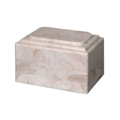 Divine Cultured Marble Urn