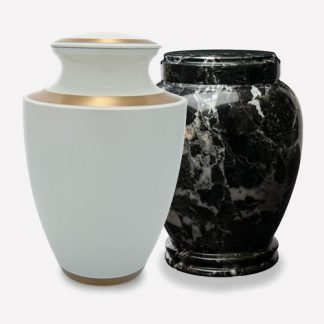 Urns by Material