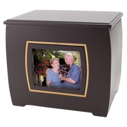 Modern Companion Urn - Photo Frame