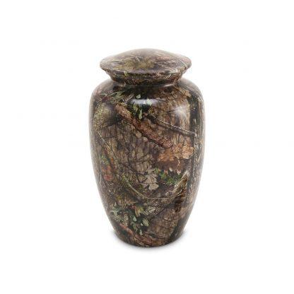 Mossy Oak keepsake urn